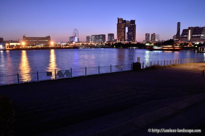 ふ頭 公園 西 有明 東京の釣り場情報「有明西ふ頭公園」行き方、マップ